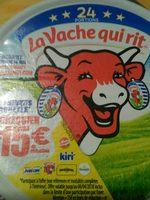 La Vache qui rit® 24 Portions (19 % MG) - Ingrédients