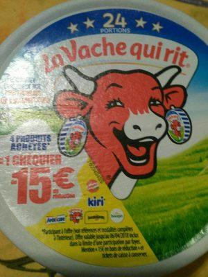 La Vache qui rit® 24 Portions (19 % MG) - Informations nutritionnelles - fr