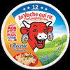 La Vache qui rit - Mon P'tit plus cuisine - Product