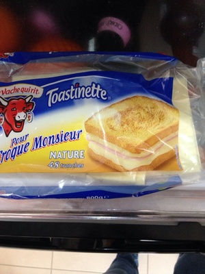 Toastinette pour Croque Monsieur Nature - Product