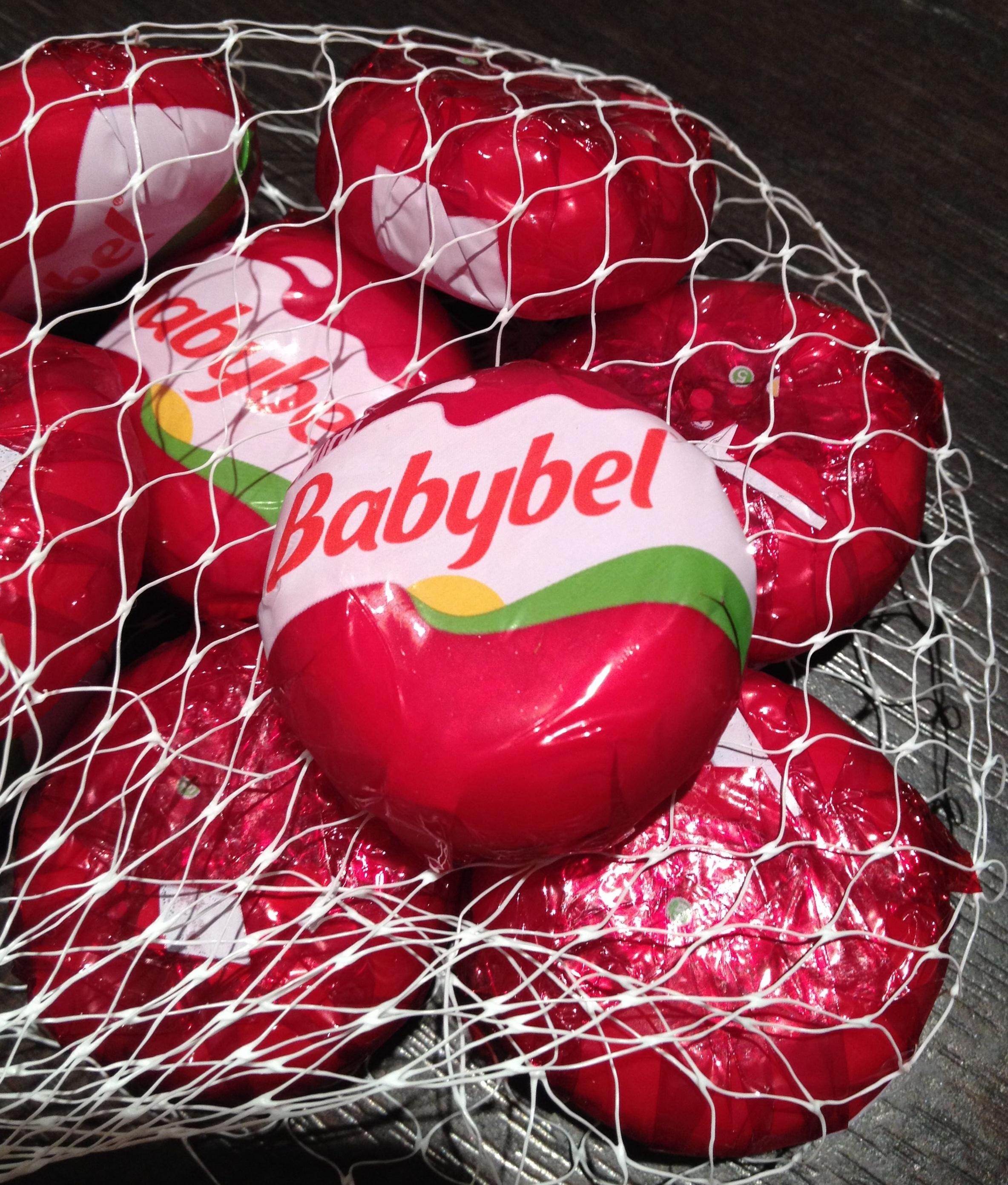 Mini Babybel (23 % MG) - Product - fr