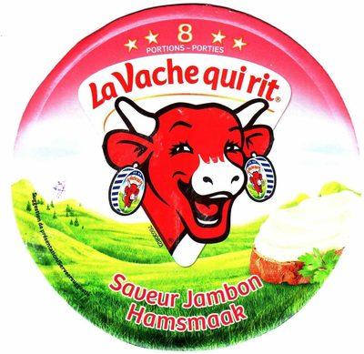 La Vache qui rit ® Saveur Jambon (23% MG) - Product