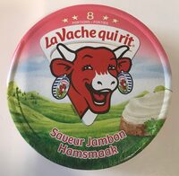La Vache qui rit Saveur Jambon - Product - fr