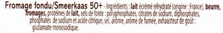 La Vache qui rit ® Saveur Jambon (23% MG) - Ingredients