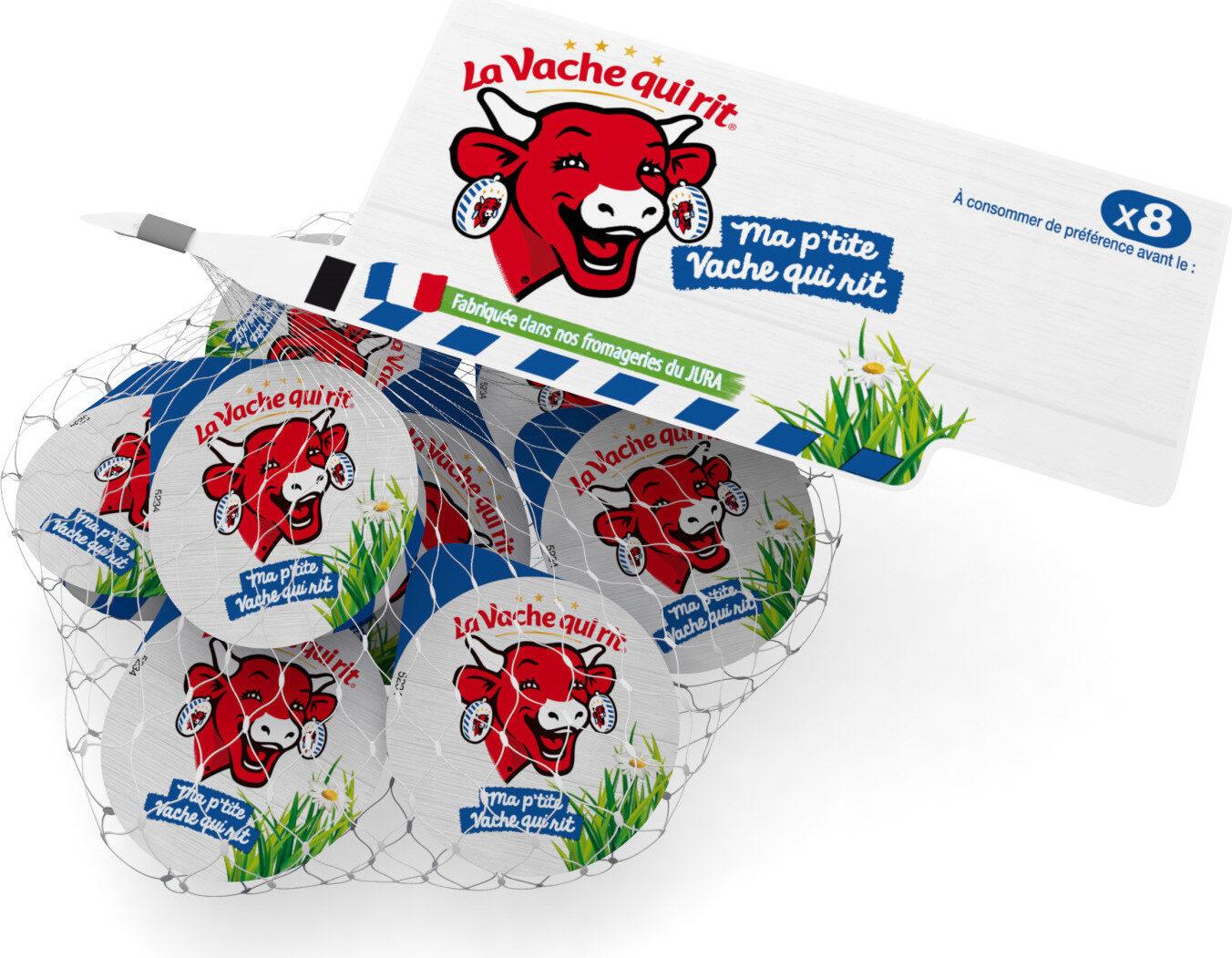 Ma petite Vache qui rit 8 portions - Produit - fr