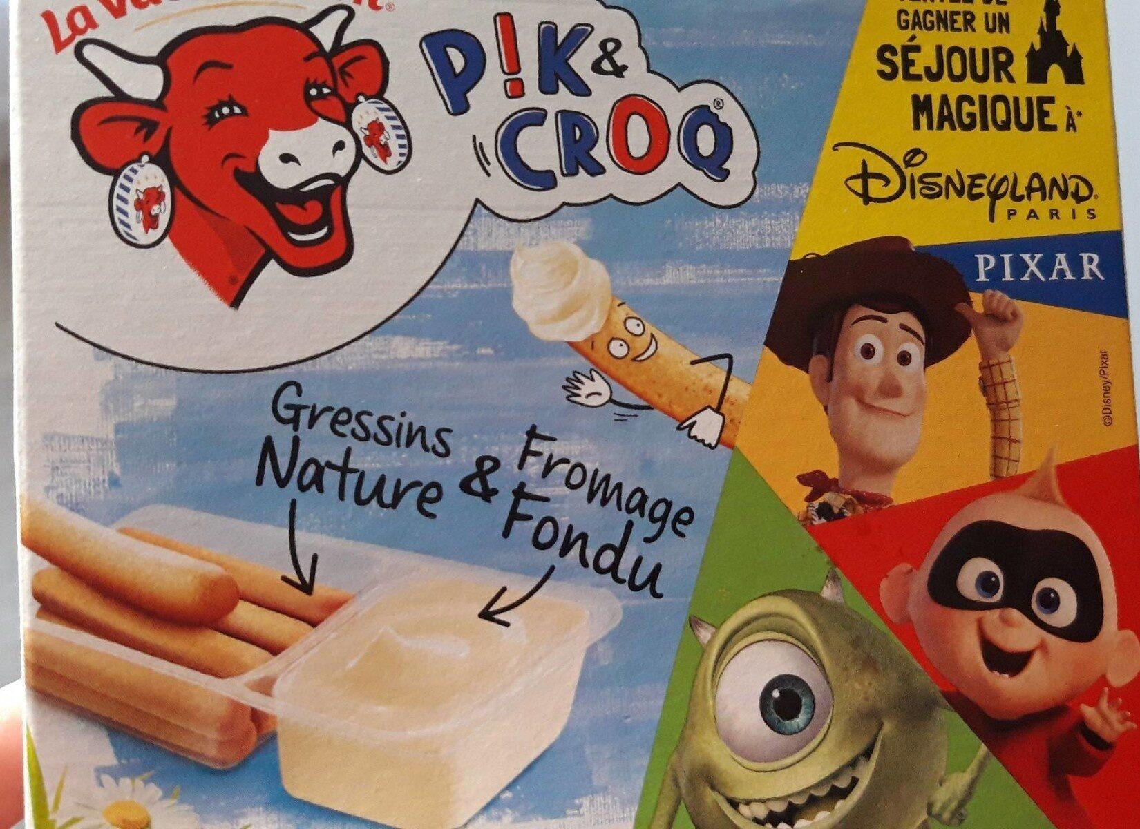 Pik et kroc - Produit - fr