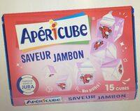 Apericube Jambon - Product