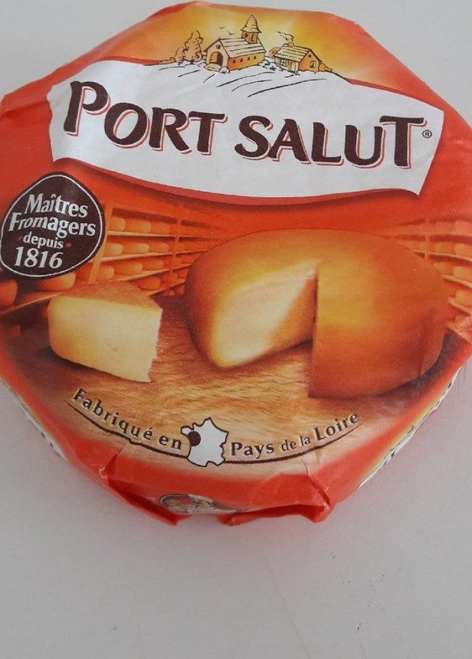 Salut Caractère Mature Creamy French Cheese - Product - fr