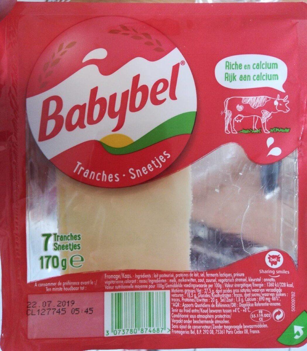 Babybel tranches - Produit