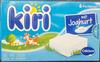 kiri mit Joghurt - Produkt