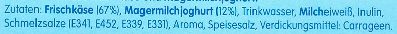 kiri mit Joghurt - Ingrediënten