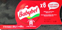 Mini Babybel - Product
