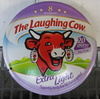 The Laughing Cow Extra Light Cheese Triangles 140 G - Produit