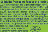 Kiri gouter - 5b - Ingrédients - fr