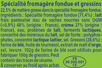 Kiri gouter - 8b - Ingrédients - fr