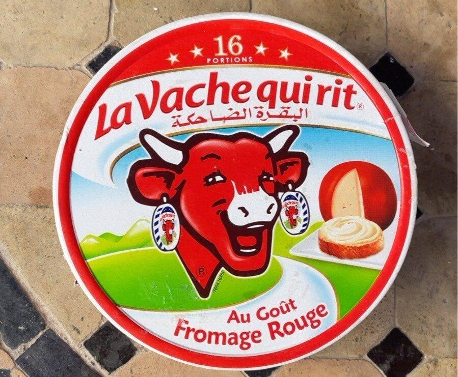 Lavache Quirit a La Creme De Fromage Rouge - Produit - fr