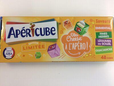 Apéricube Dites Cheese à l'Apero - Product