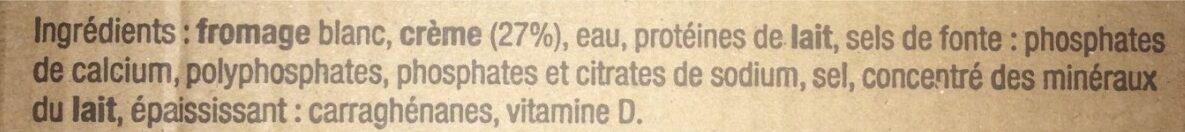 Samos 29,5% 150 MG De Calcium - Ingrédients - fr