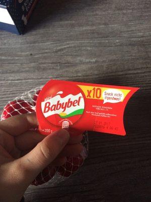 Mini Babybel Original - Produit - fr