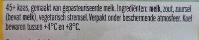 Original Plakken - Ingredienti - nl