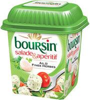 Boursin® Salade Ail & Fines Herbes - Produit - fr