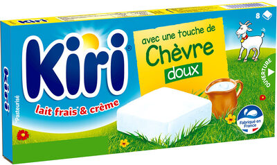 Kiri chevre doux - 8b - Produit - fr