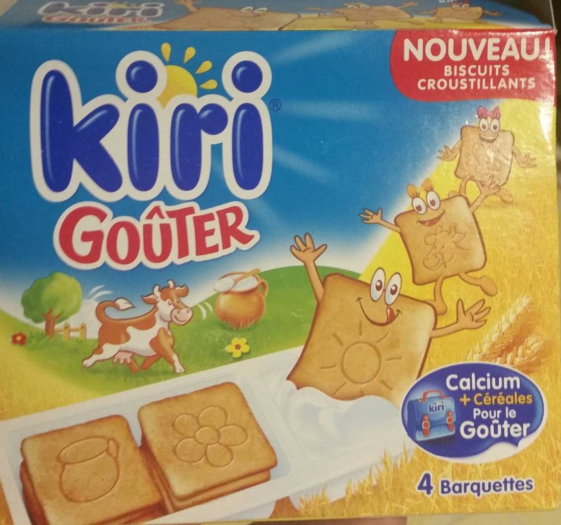 Fromage fondue et biscuits - Product - fr