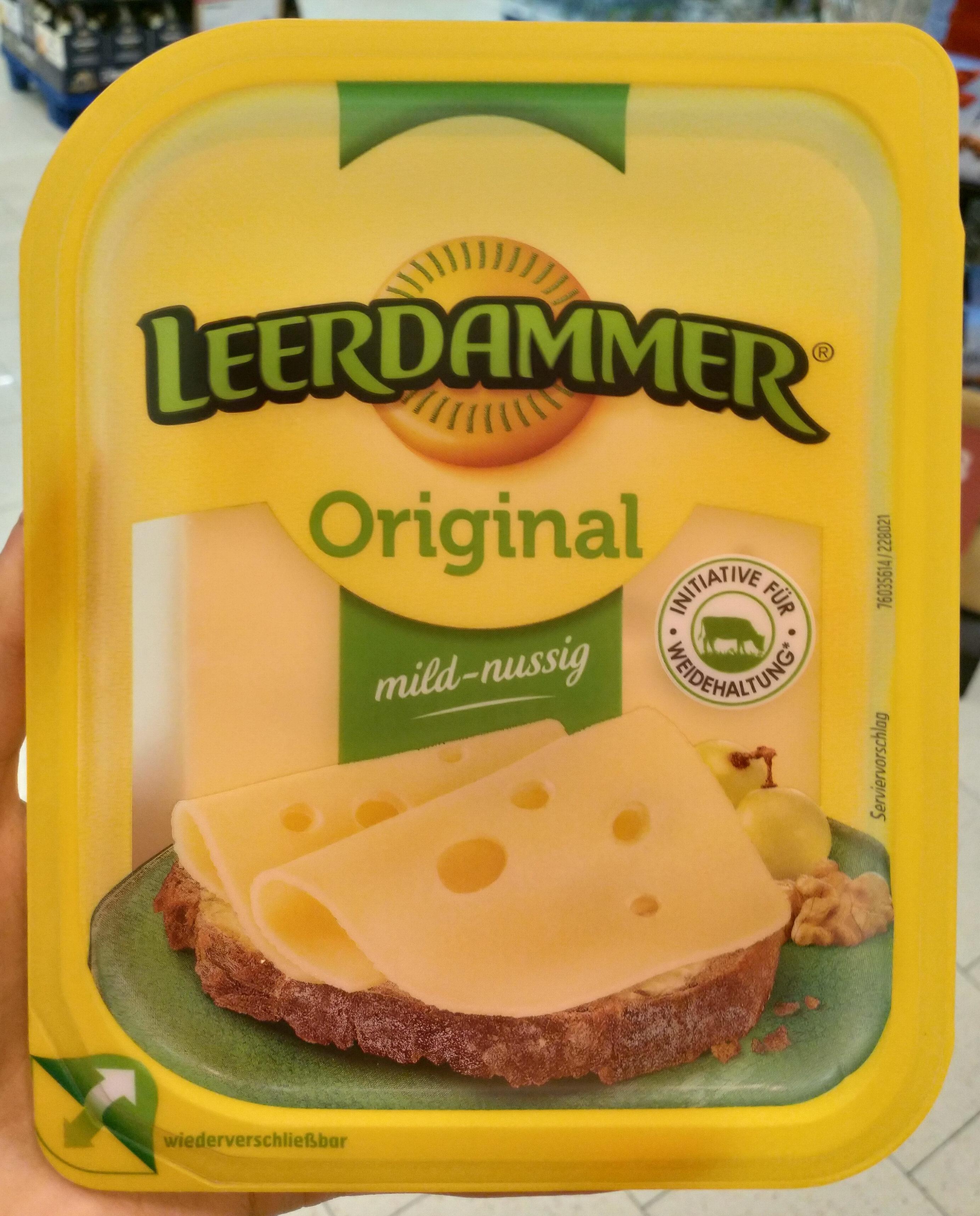 Leerdammer Original - Produit - de