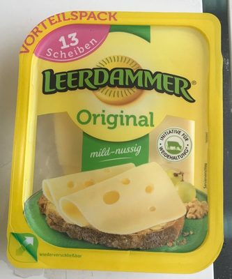 Leerdammer Original - Produit - fr