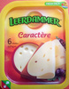 Leerdammer Caractère - 6 tranches - 125g - Produkt