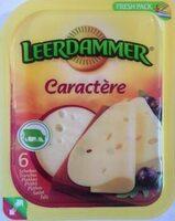 Leerdammer Caractère - Produit - fr