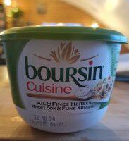 Boursin cuisine - Producto - fr