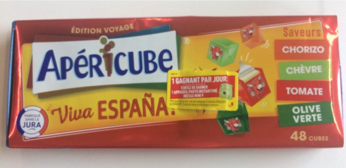 Apericube viva espana - Produit - fr