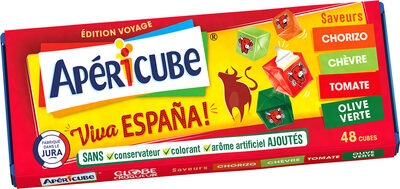 Apéricube Viva Espana 48C - Produit - fr