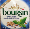 Basilic & Pignons de Pin - Produit
