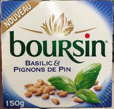 Basilic & Pignons de Pin - Product - fr