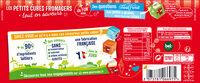 Apéricube Charcut' Fromages 48C - Informations nutritionnelles - fr