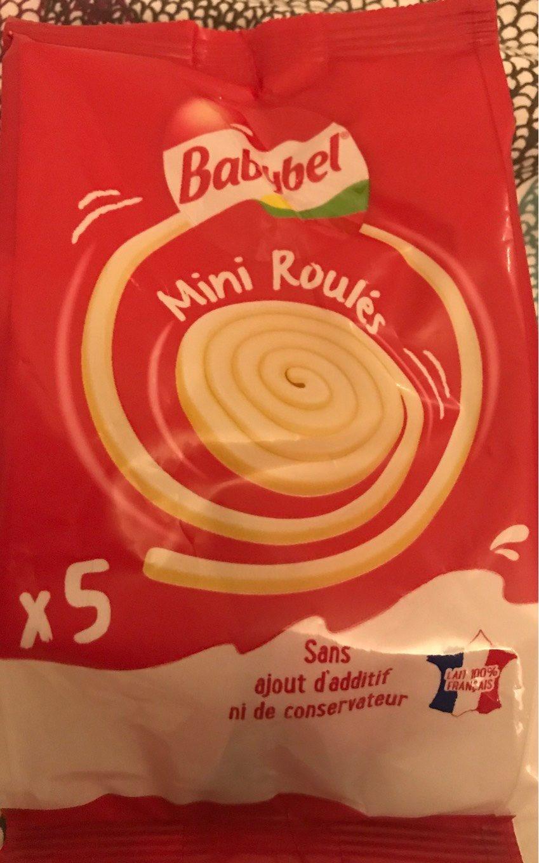 Mini Roulés - Produit - fr