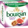 Boursin figue et 3 noix - Product