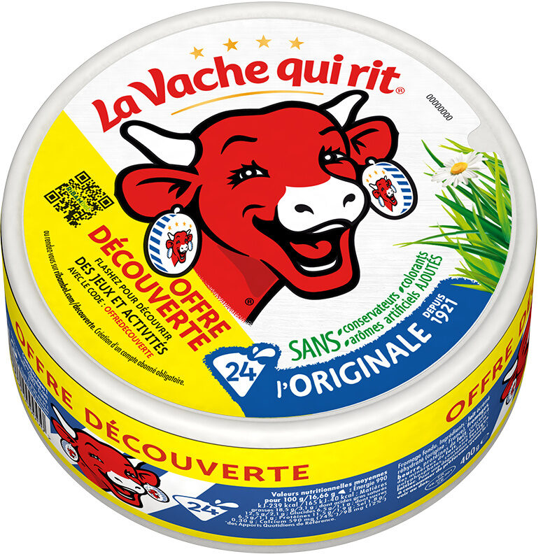La Vache qui rit - Produit - fr