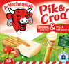 Pik & Croq' - Original cheese & pizza breadstik - Produit
