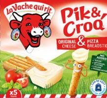 Pik & Croq' Gressins saveur Pizza - Product - fr