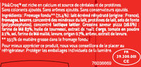 Pik & Croq' Gressins saveur Pizza - Ingrediënten - fr