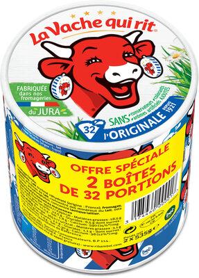 Vache qui rit 2x32p - Produit - fr