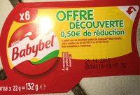Minibaby f6 132g offre decouverte - Produit - fr