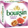 Boursin® Figue & 3 Noix - Product