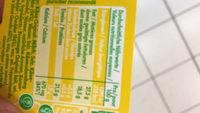 Babybel - Nutrition facts