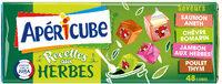 Apéricube - Recettes aux Herbes - Product - fr