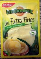 Leerdammer Extra fines douces et fondantes - Product - fr