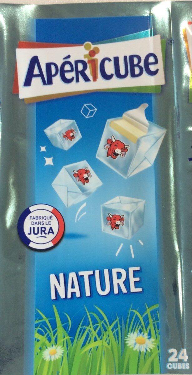 Apéricube Nature - Product